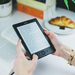 Opter pour un livre en version numérique